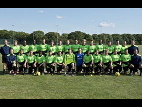 Truppen til FIFPro Tournament 2013 udtaget