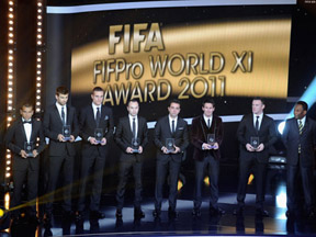 Stem på Årets Hold og FIFA FIFPro World XI her!