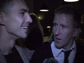 Video: Bajram Fetai som journalist
