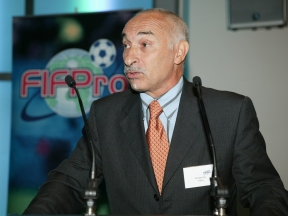 Phillipe Piat ny præsident for FIFPro